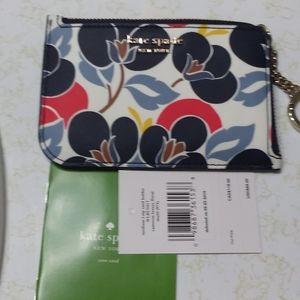 Kate Spade Card & Change Holder